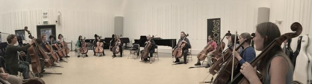 Cello Teacher training